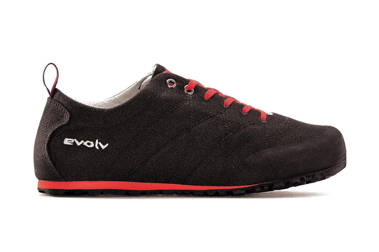Evolv Cruzer Psyche Approach US|Black Shoe B00TGPBBCG 4.5 D(M) US|Black Approach 410074