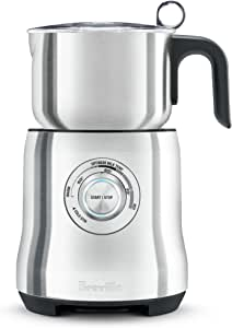 Breville Milk Frother, Silver BMF600BSS