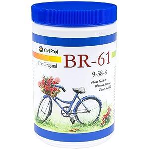 BR-61 Plant Food 8oz 9-58-8
