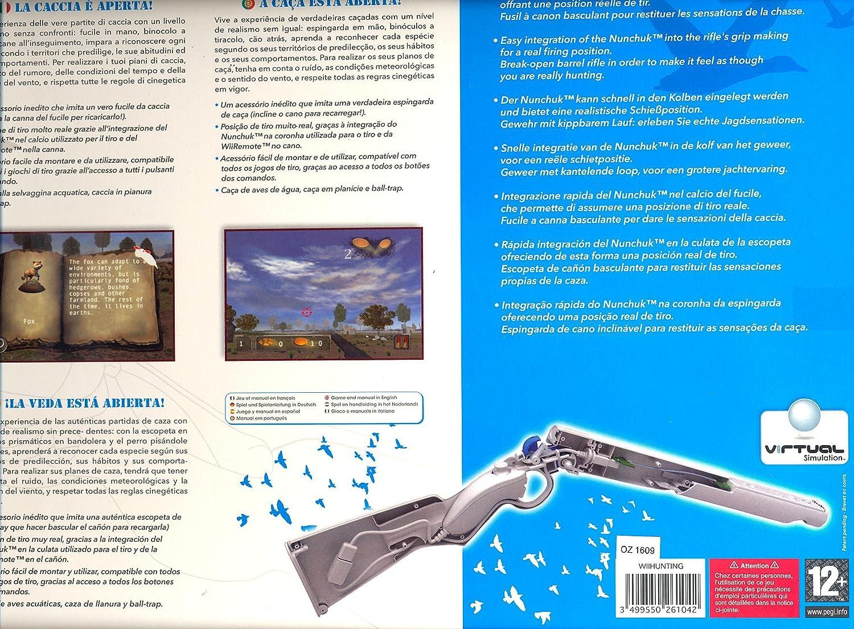 Amazon.com: Nintendo - Hunting challenge + Fusil à canon ...