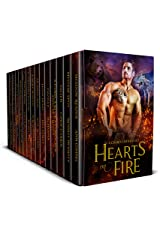 Hearts on Fire: A Charity Anthology Kindle Edition