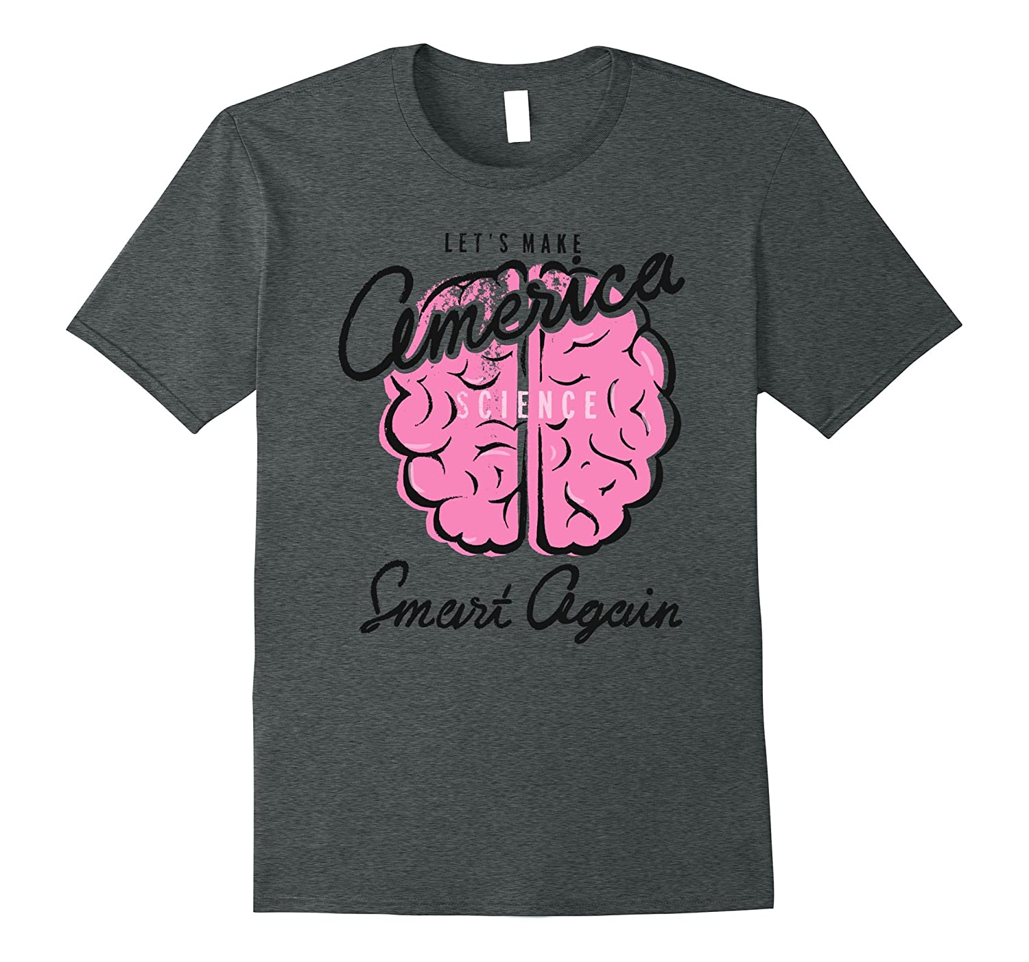 Neil deGrasse Tyson Make America Smart T-shirt-Vaci