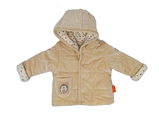 aaa64e631 Natures Purest Woodland Friends Padded Jacket 3-6 Months  Amazon.co ...