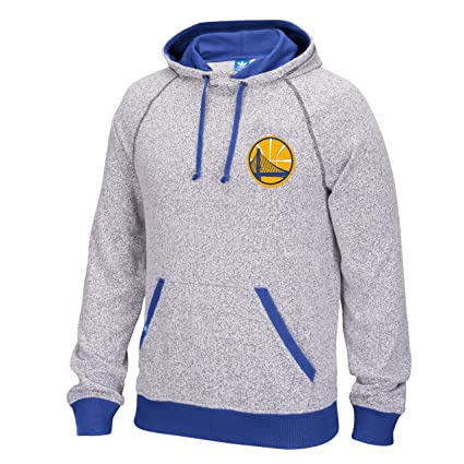 ec2ba667a adidas Golden State Warriors Adult Originals Pullover Hooded Sweatshirt -  Gray, Small