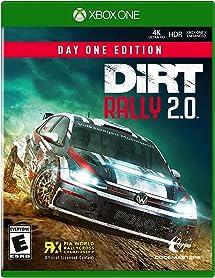 DiRT Rally 2 0 - Xbox One: Square Enix LLC: Video Games
