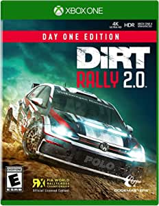 Square Enix DiRT Rally 2.0 Day One Edition vídeo - Juego (Xbox One, Racing, Modo multijugador, E (para todos))