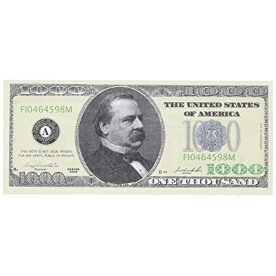 American Art Classics A Thousand Dollar Bill: Toys & Games