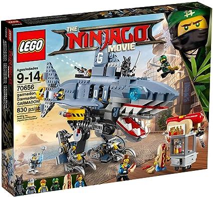 Amazon.com: LEGO 70656 Ninjago Movie garmadon, Garmadon, GARMADON ...