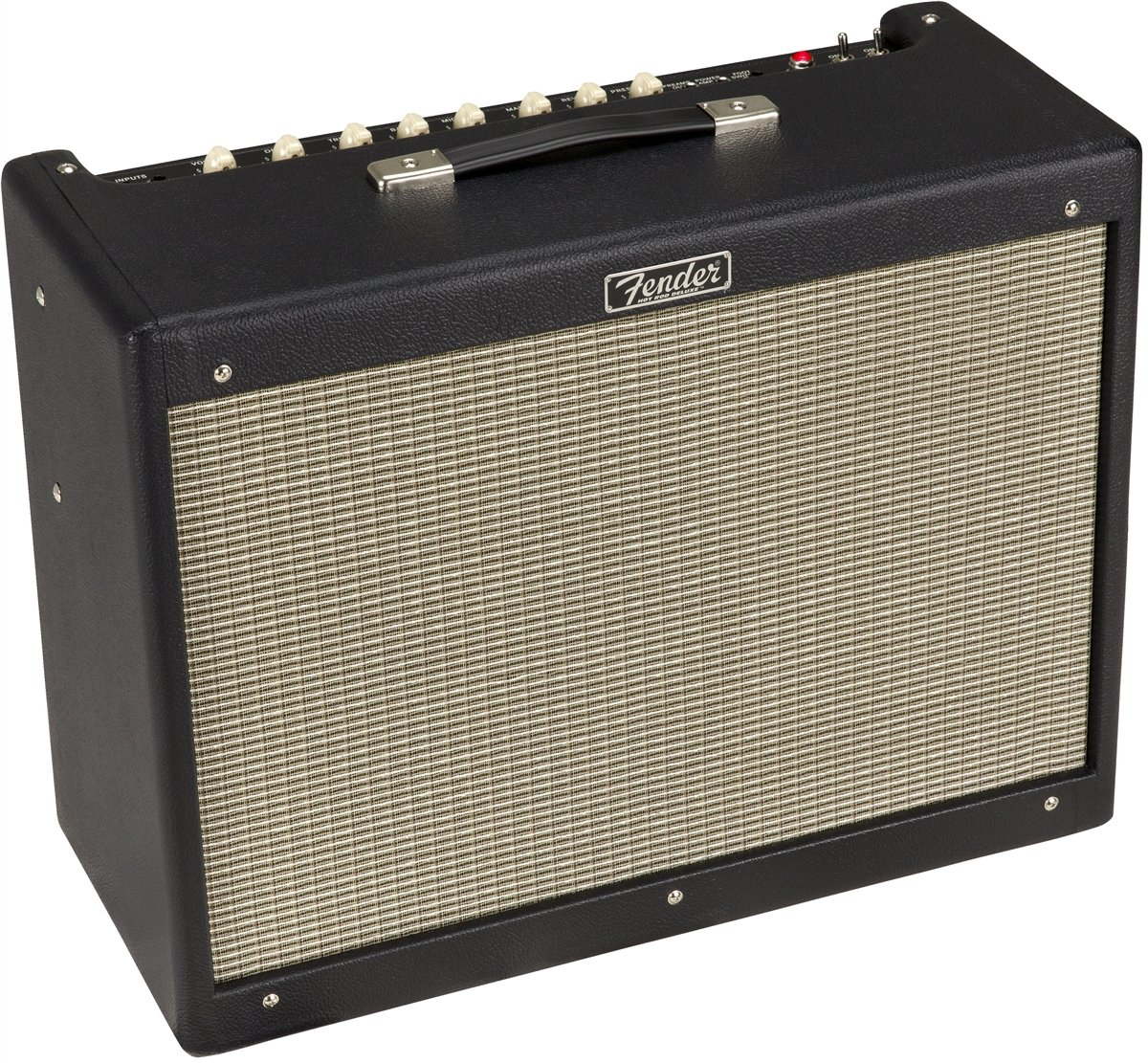 Amazon.com: Fender Hot Rod Deluxe IV 40 Watt Electric Guitar Amplifier: Musical Instruments