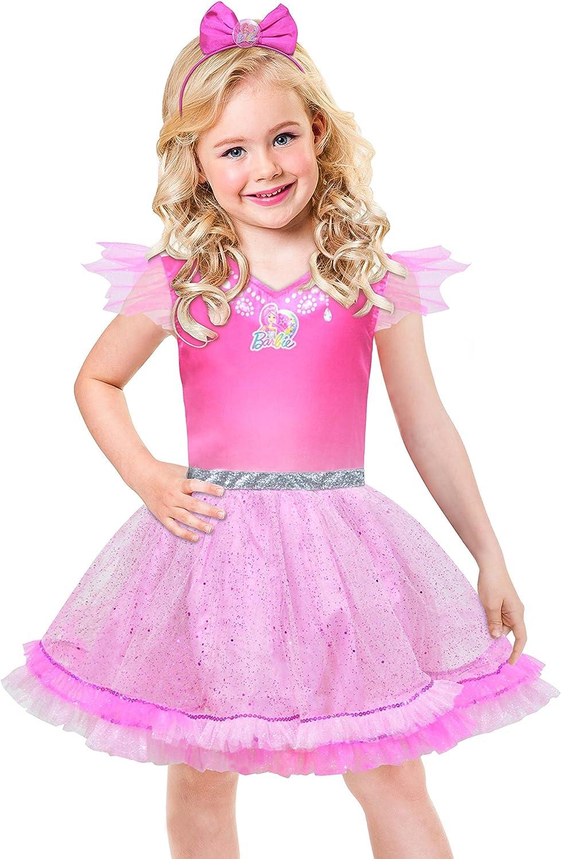amscan X de 9902383 Infantil Disfraz Barbie Pink Diamond, 110 ...