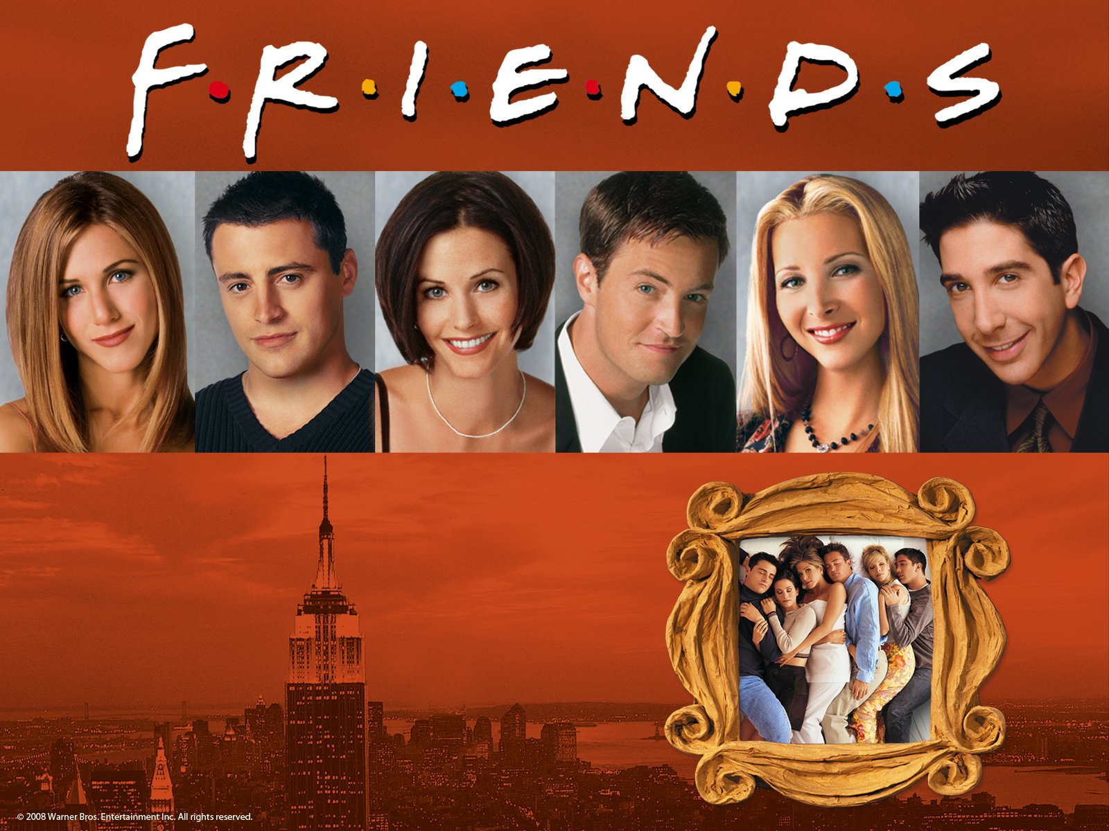 Amazon com: Watch Friends: The Complete First Season | Prime