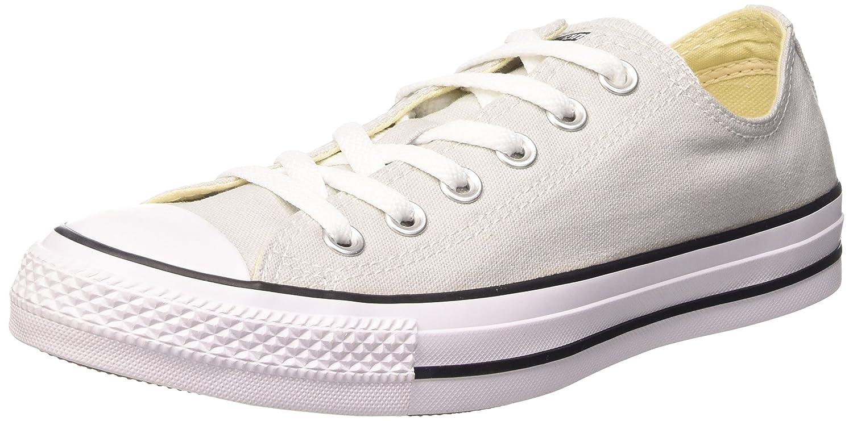 Converse Unisex-Erwachsene Sneakers Chuck Taylor All Star C151179 Low-Top Grau