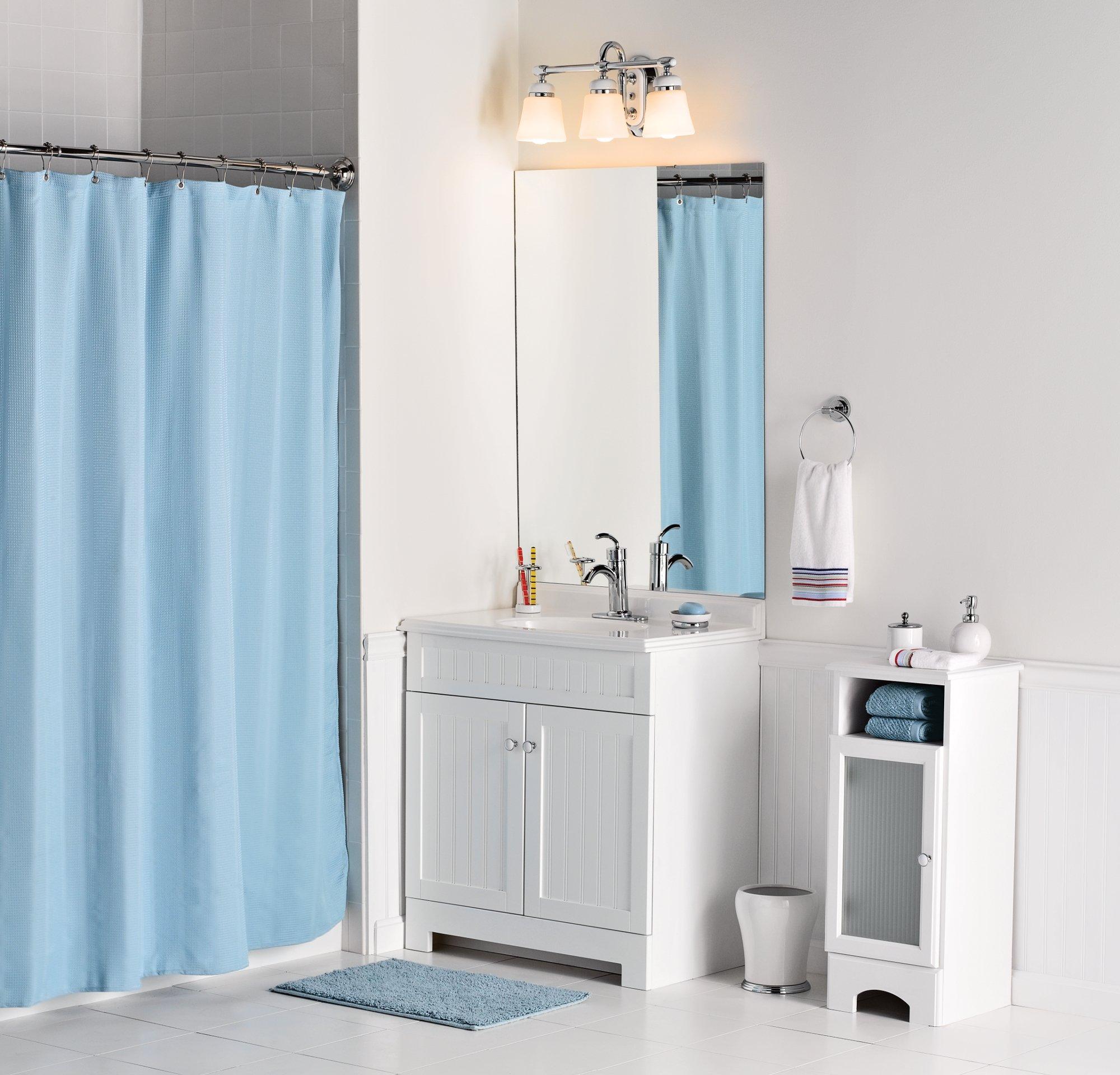 Moen DN0786CH Iso Bathroom Towel Ring, Chrome