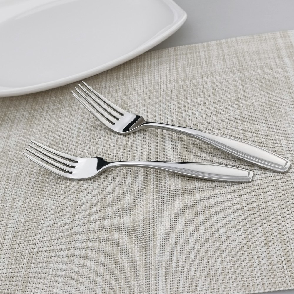 Service for 6 Pekkyly Pekky 30-piece Stainless Steel Flatware Set