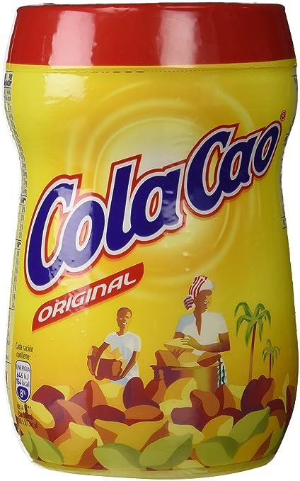 Cola Cao Original - Español Chocolate Bebida - 400 gr. - [Pack de 3]: Amazon.es: Alimentación y bebidas