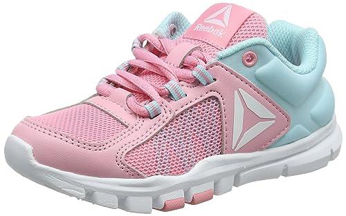 Reebok Yourflex Train 9.0, Zapatillas de Deporte para Niñas: Amazon.es: Zapatos y complementos