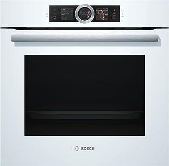 Bosch Serie 8 HSG636BW1 - Horno (Medio, Horno eléctrico, 71 L, 3650