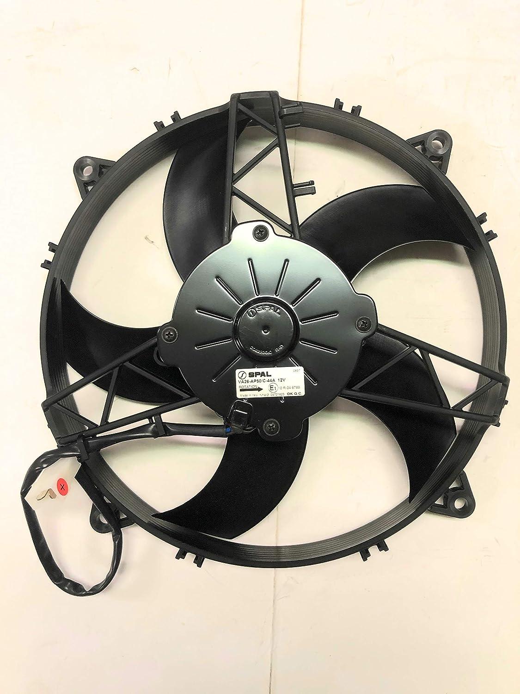VA26-AP50//C-44A Spal 11 12volt Cooling Fan