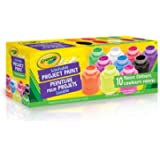 Crayola 54-1215 Washable Neon Paint, School, Craft, Painting and Art Supplies, Kids, Ages 3,4, 5, 6 and Up, Back to…