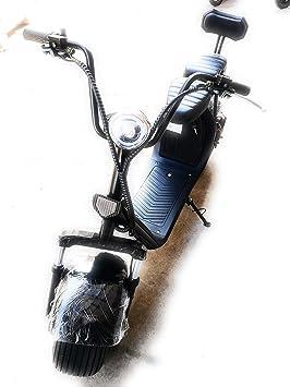 SEADOSHOPPING - Patinete eléctrico japonés de 1000 W, Patada ...