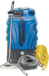 Powr-Flite PFX1085EAW2 Hot Water Airwatt Carpet Extractor with WW1000-2 Wonder Wand, 10 gal Capacity, 500 psi