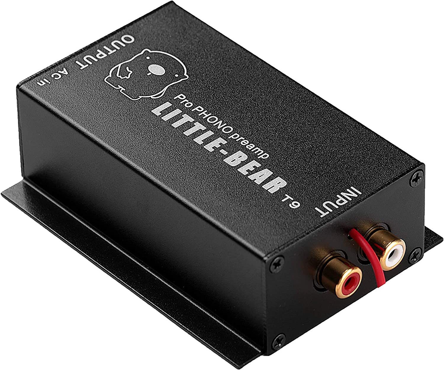 nobsound Little Bear T9 Mini Phono Stage preamplificador mm Moving ...