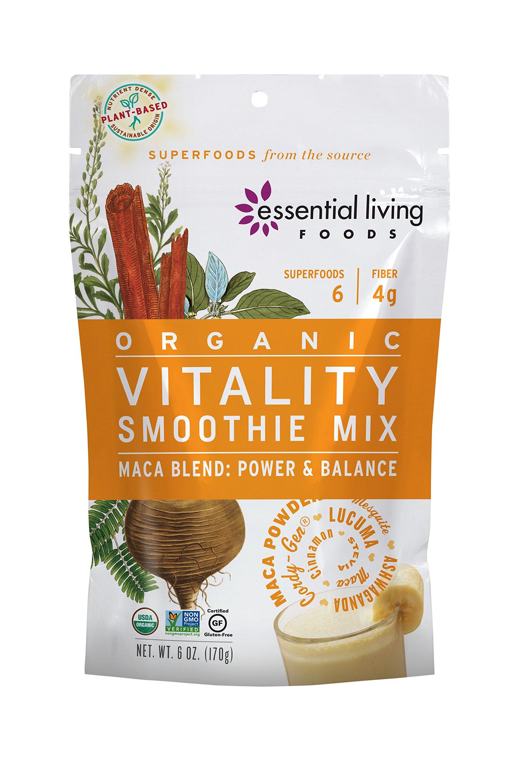 Amazon.com : Essential Living Foods Organic Superfood ...