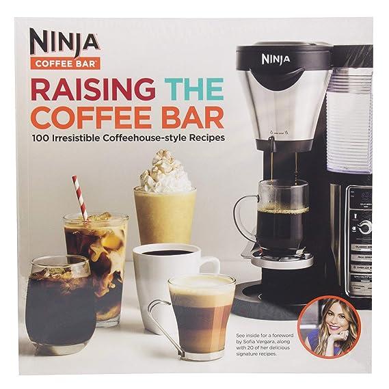 Amazon.com: Ninja Coffee Brewer + 100 Coffehouse Recipe Book ...