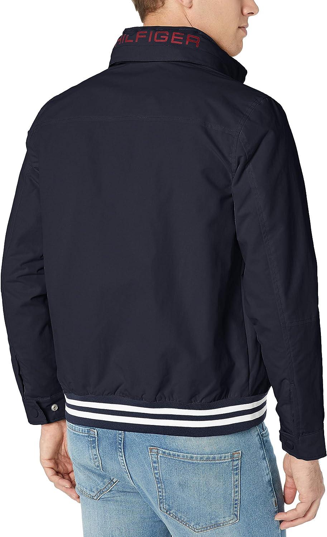 Tommy Hilfiger Mens Regatta Jacket Jacket