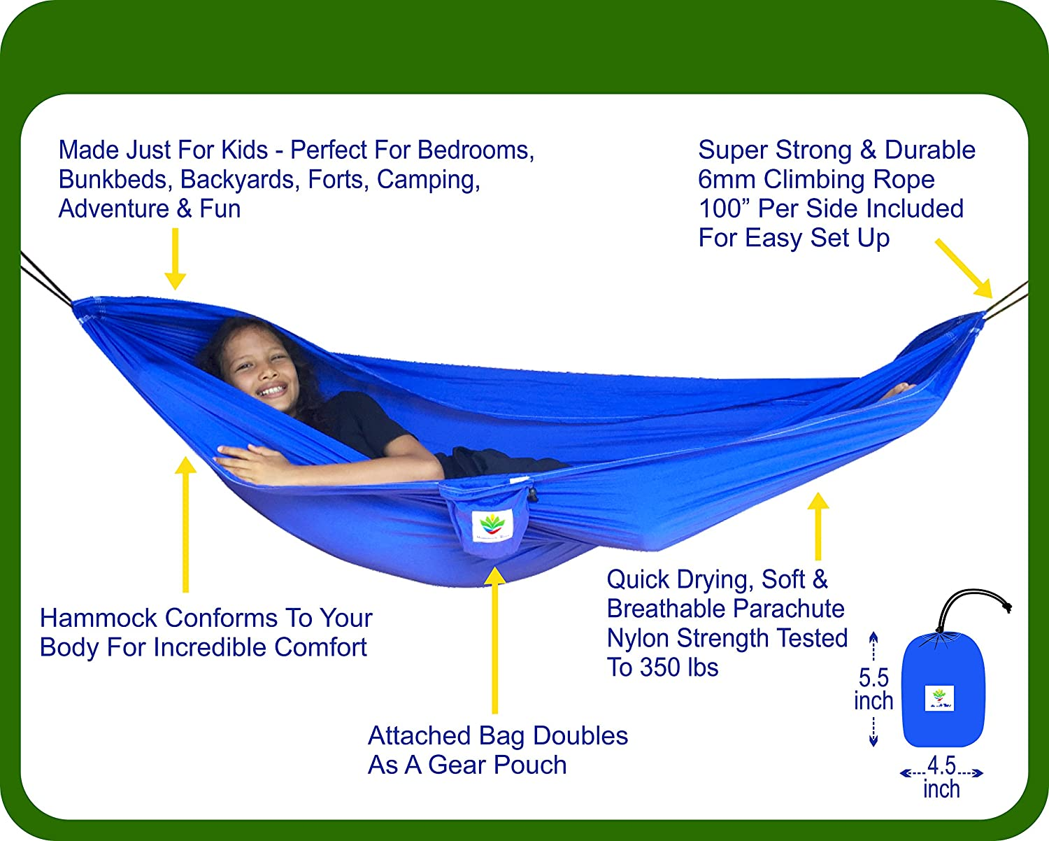 Fast Setup Only 85 Grams Hang Any Hammock With Ease Hammock Bliss Tree Straps Super Strength
