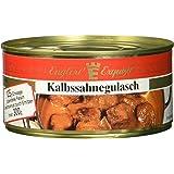 ENGLERT Kalbssahnegulasch/Dose, 2er Pack (2 x 300 g)