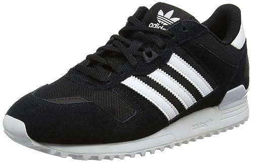 quality design f87b4 a69e1 adidas ZX 700, Scarpe da Corsa Uomo, Nero (Core Black Footwear White