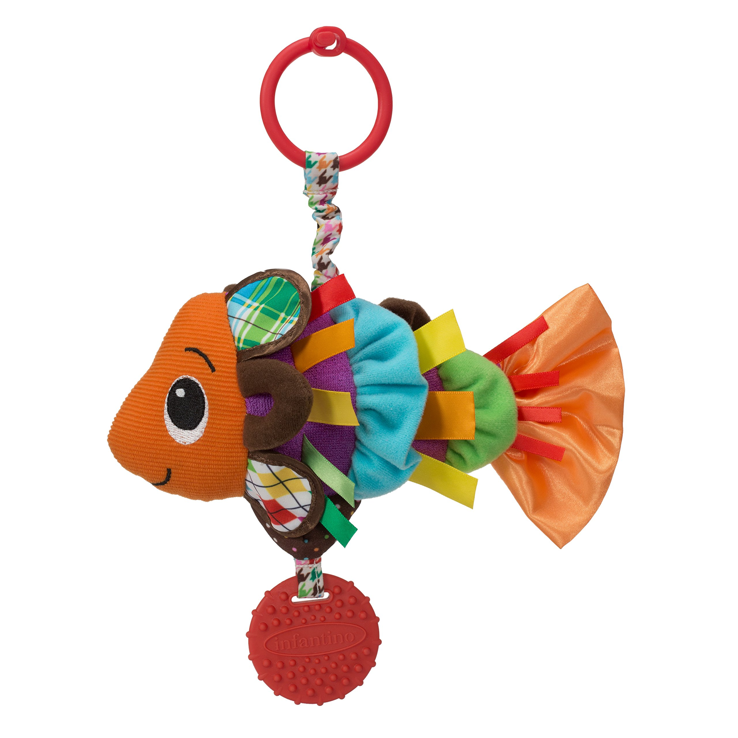 Infantino See Play Go Lovable Linking Jittery Fish