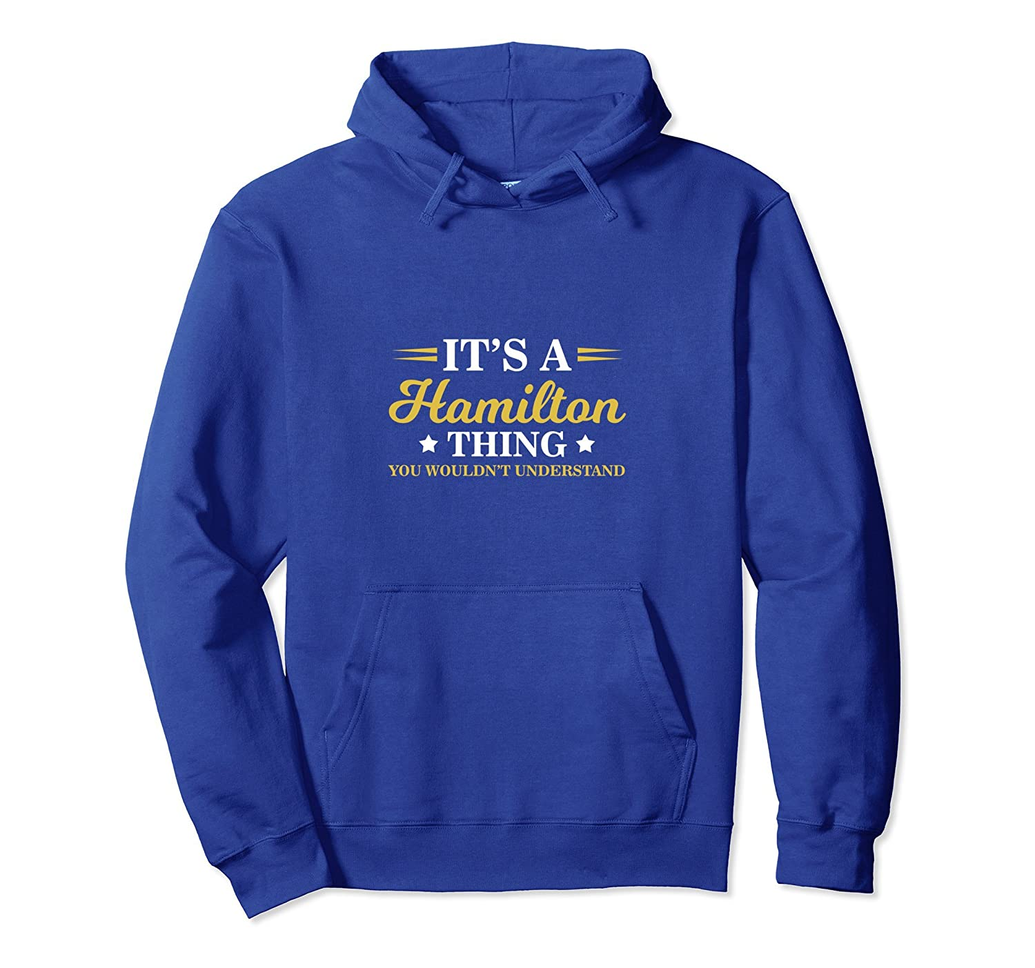 A Hamilton Thing, You Wouldn't Understand Pullover Hoodie-ln