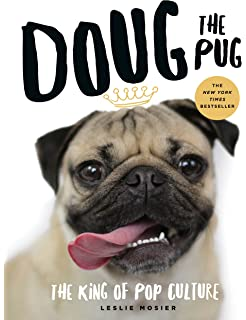 Amazoncom Doug the Pug The Coloring and Activity Book