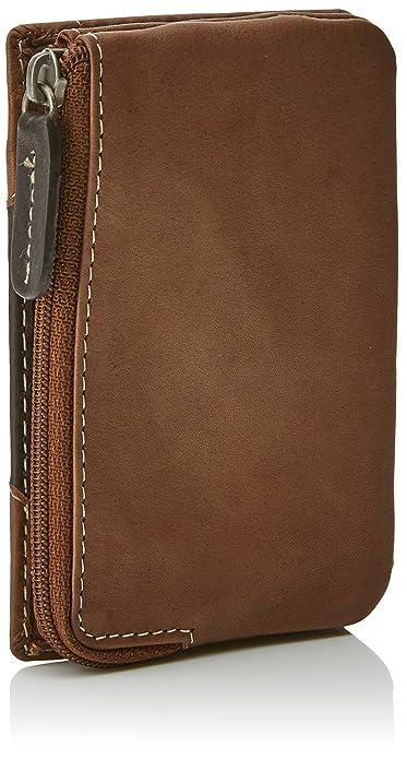 Liberto 570742, Bolsa y Cartera para Hombre, Marrón, 1x11x7.5 cm (W x H x L): Amazon.es: Zapatos y complementos