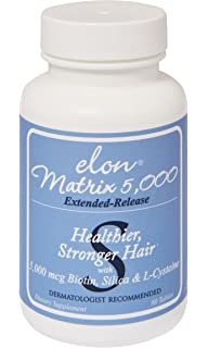 Elon Matrix 5,000 - Vitamin for Hair 60 capsules