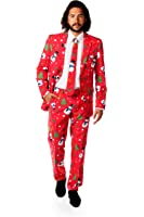 OppoSuits Men's Christmaster Party Fancy Dress Suit