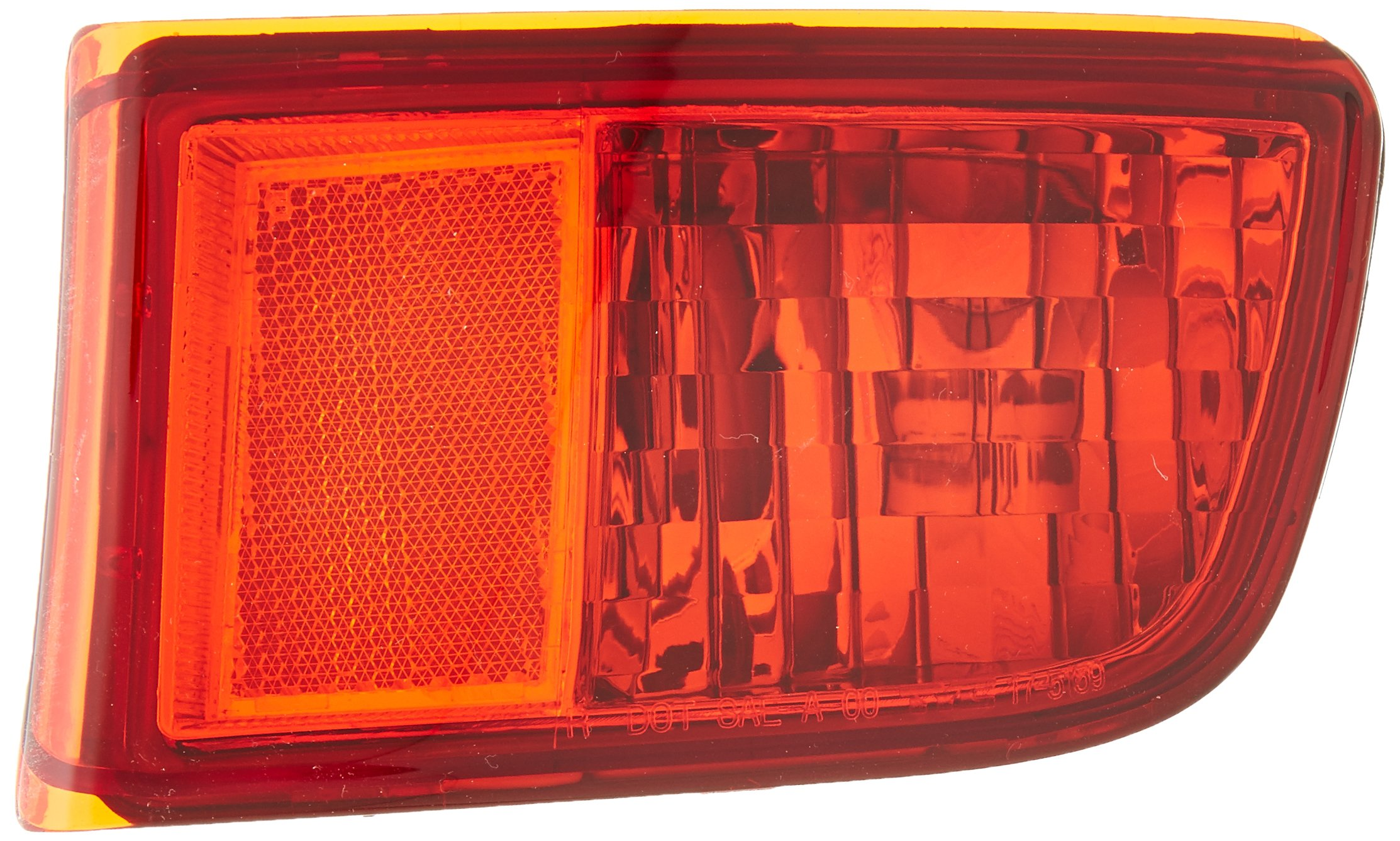 TYC 17-5159-00-1 Toyota 4Runner Right Replacement Reflex Reflector