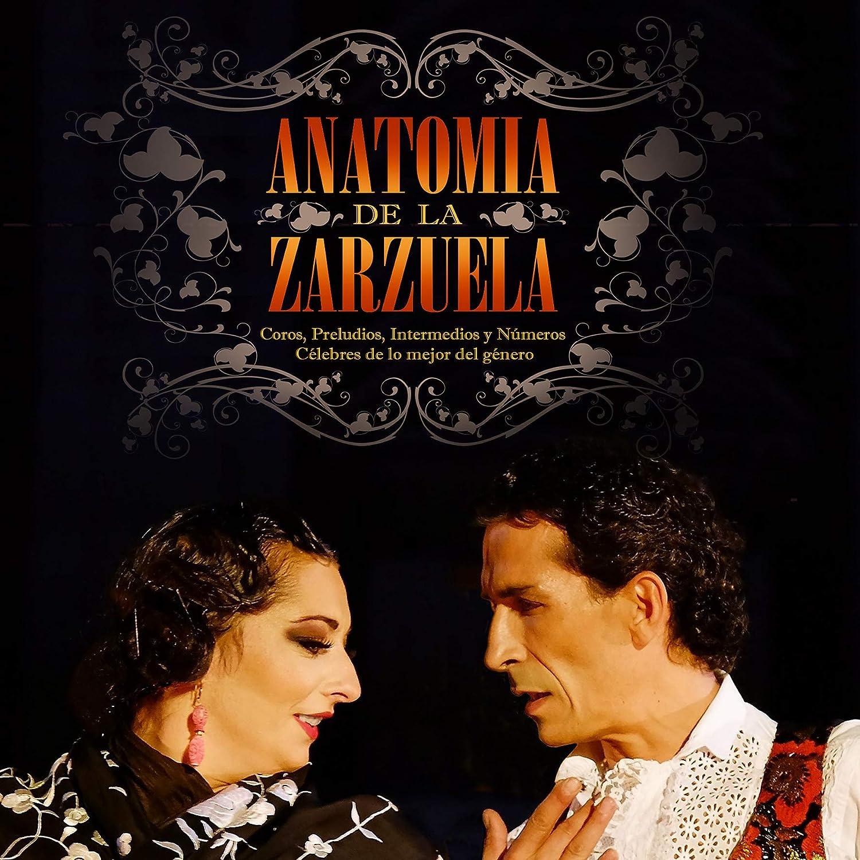 Anatomía De La Zarzuela : Orquesta Sinfónica Y Coro De Radio Televisión Española, Varios: Amazon.es: Música