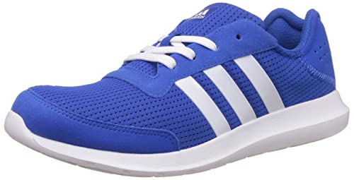 on sale d20ec 46966 Adidas Mens Element Refresh M Blue, Ftwwht and Blue Running Shoes - 10 UK
