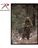 Rothco Bushrag Ultralight Ghillie Jacket and Pants in Woodland