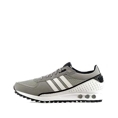 Scarpe Adidas La Trainer Ii Uomo grigio [Grey Two Ftwr White