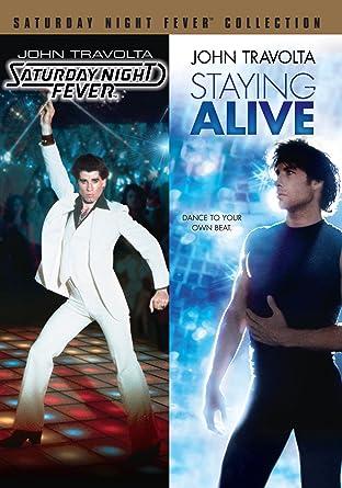 Amazoncom Saturday Night Staying Alive Dbfe Various Movies Tv