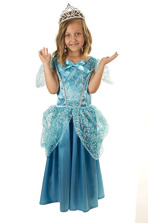 Costumizate! Disfraz de Cenicienta Talla 4-6 Especial para niños ...