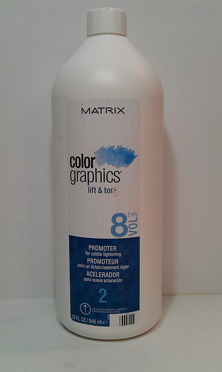 c69cad5f6149 Matrix Colour Graphics 2 with 8 Volume Promoter Emulsion 0884486180476
