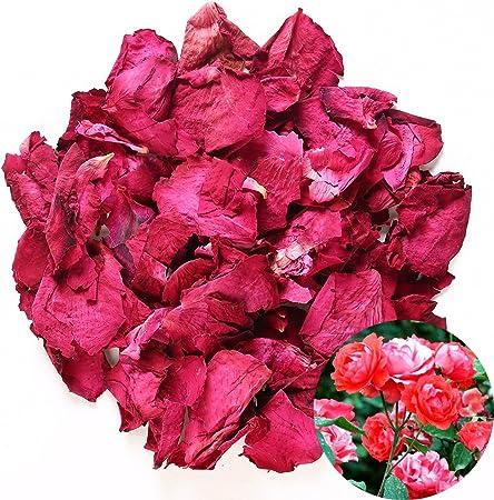 100g Natural Dried Rose potpourri flowers petals