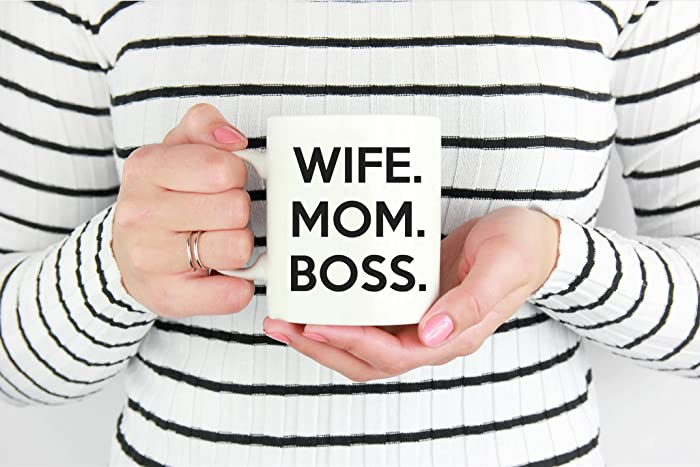 Amazon Wife Mom Boss Mom Boss Gift For Wife Gift Ideas For