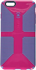 Speck Products CandyShell Grip Case for iPhone 6 Plus 6s Plus Lipstick Pink/Jay Blue