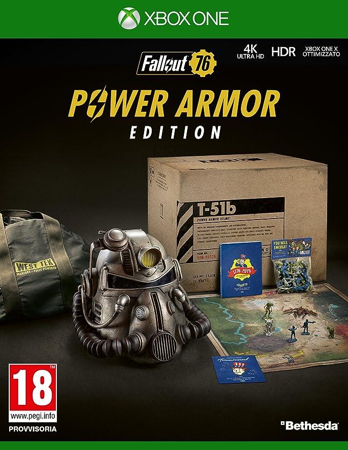 Fallout 76 Power Armor Edition: Amazon.es: Videojuegos